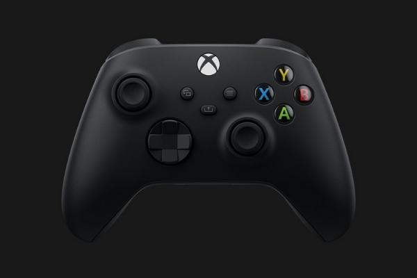 Manette de la nouvelle Xbox Series X