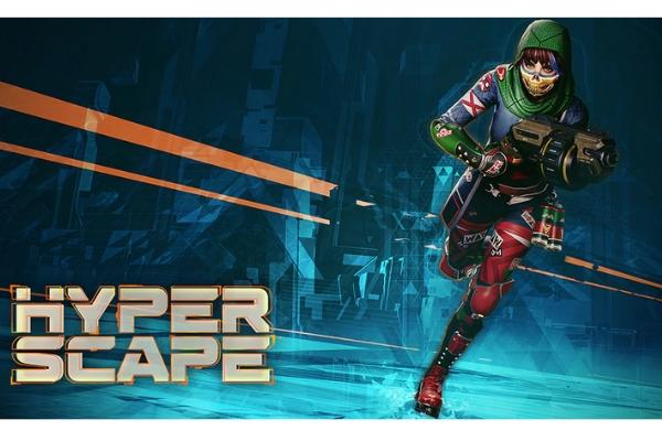 Hyper Scape un nouveau Battle Royale