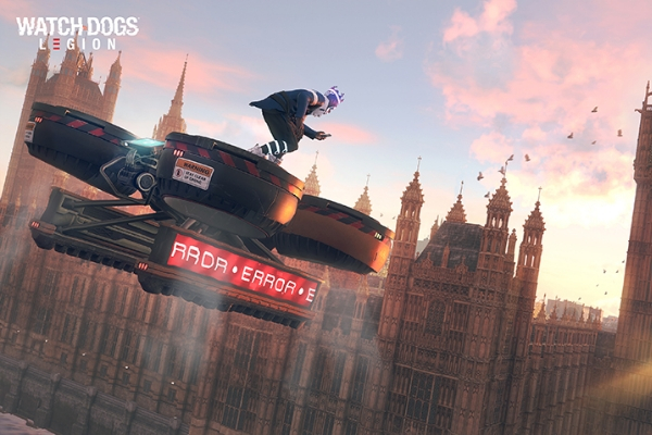Astuces Watch Dogs Legion