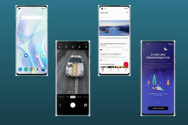 OnePlus 8 Pro Ecran
