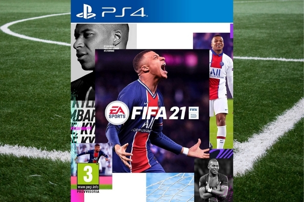 nouveau FIFA 21