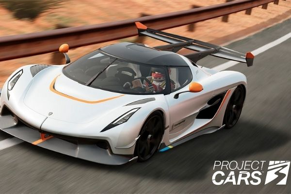 Le nouveau project cars 3