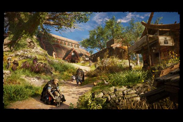 Dernier Assassin's Creed