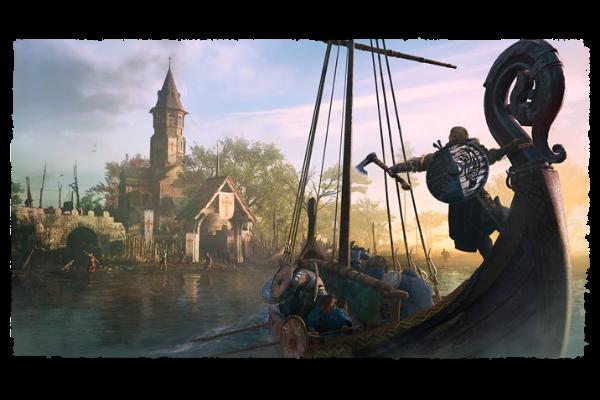 nouveau Assassin's Creed Valhalla