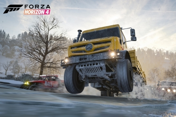 Hiver Forza Horizon 4