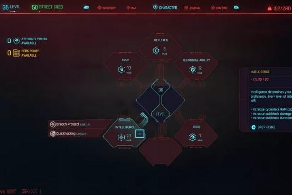 Astuces pour avancer facilement sur Cyberpunk 2077