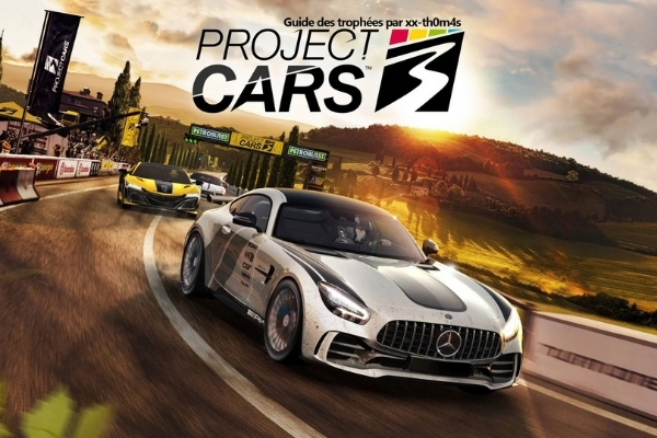 Astuces Project Cars 3