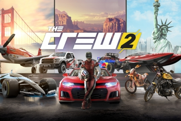Astuces The Crew 2